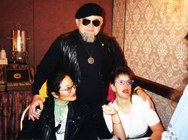 Carol Joy Cole, Peter Kalba, Amy Trudeau at 1995 MBC